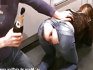 amateur anal ass couple fetish fisting friends girlfriend masturbation