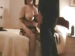 friends fuck girlfriend mature nylon