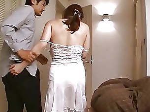 fuck gang-bang girlfriend housewife japanese mature wife