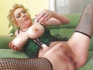 big-cock creampie fuck hairy interracial mature pussy