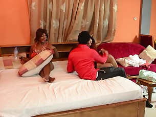 anal ass black ebony friends fuck group-sex lesbian mammy